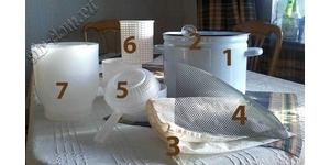 Оборудование для сыра в домашних условиях