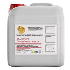 Покрытие съедобное Экокроут (пленочное) - канистра 5 литров
